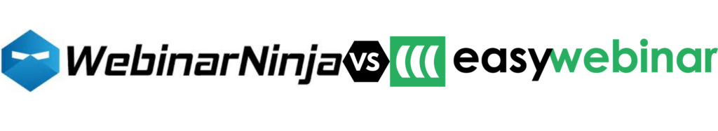 WebinarNinja vs easywebinar
