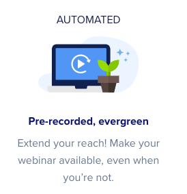Automated Webinars | SaaSCosmos